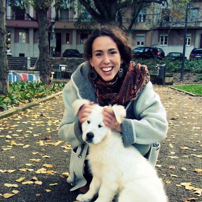 Dr Mariana Fragoso. Image.